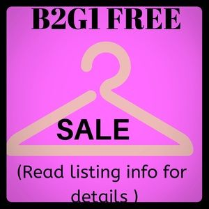 Other - Buy 2 Get 1 Free Sale!